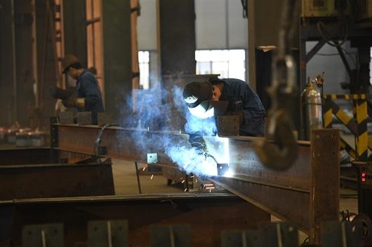 钢结构厂房制作