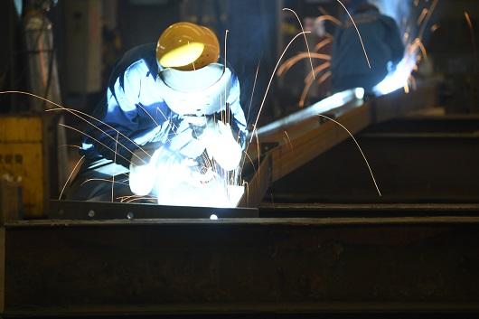 鋼結構廠房製作