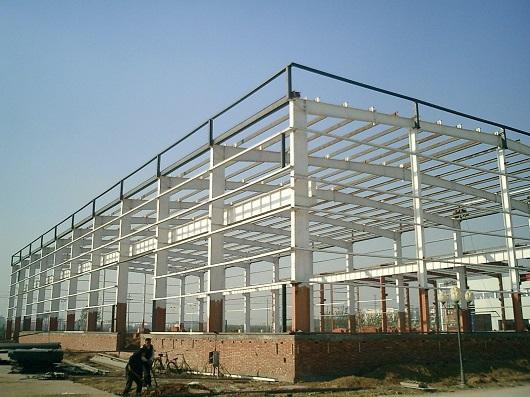 大同钢结构厂房