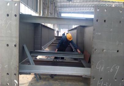 钢结构安装工艺