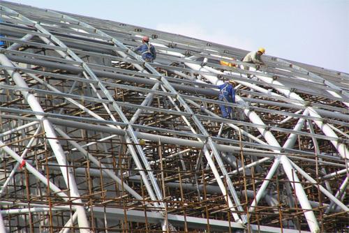 拱形钢结构厂房