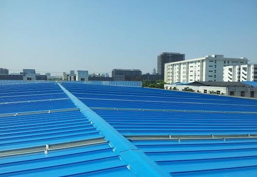 钢结构厂房屋面板
