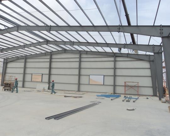 轻型钢结构工程造价