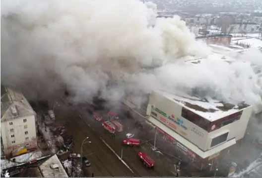 高层钢结构工程火灾