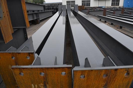钢结构防腐施工效果