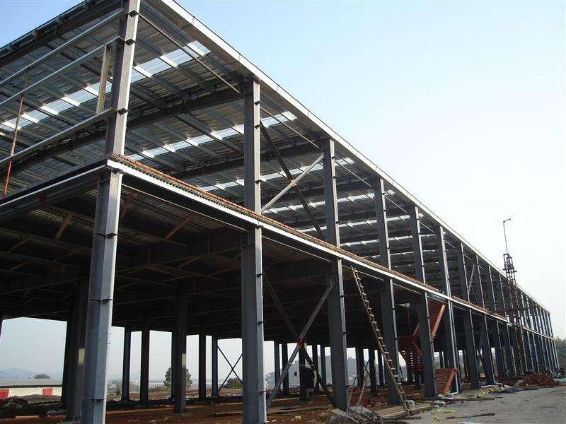 轻钢框架结构体系的定义及应用