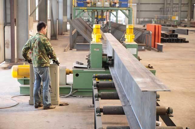 H型钢加工