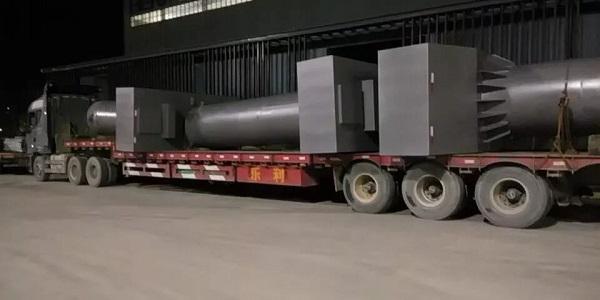 钢结构加工运输