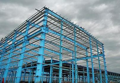 多gao层钢结构